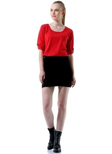 Loox Loox Kırmızı T-Shirt Kırmızı